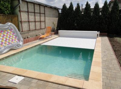 Bazénová lamela BASIC