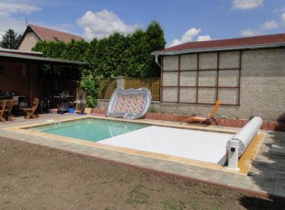 Zakrytí bazénu BASIC