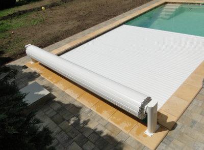 Bazénová roleta BASIC