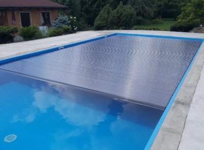 Polykarbonátová lamela solární Premuim Clean