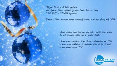 LUMANATOR Vánoce